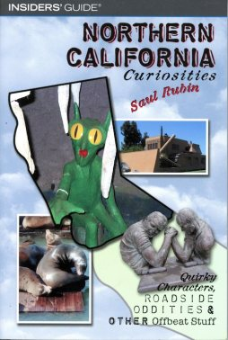 cover of Northern California Curiosities