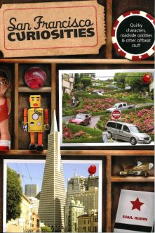 cover of San Francisco Curiosities