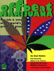 cover of Offbeat Marijuana